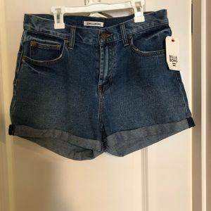 Billabong mom shorts